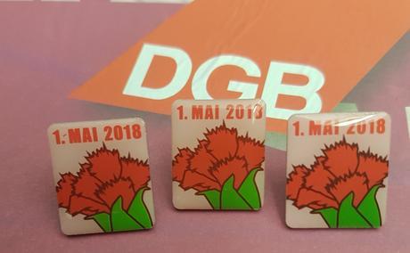 DGB-Maiabzeichen 2018