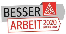 Logo IGM - Besser Arbeit 2020