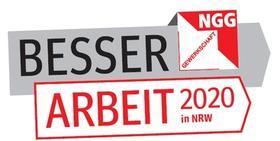 Logo NGG - Besser Arbeit 2020