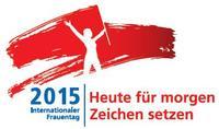 Logo Frauentag 2015
