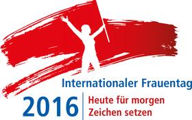Logo Frauentag 2016