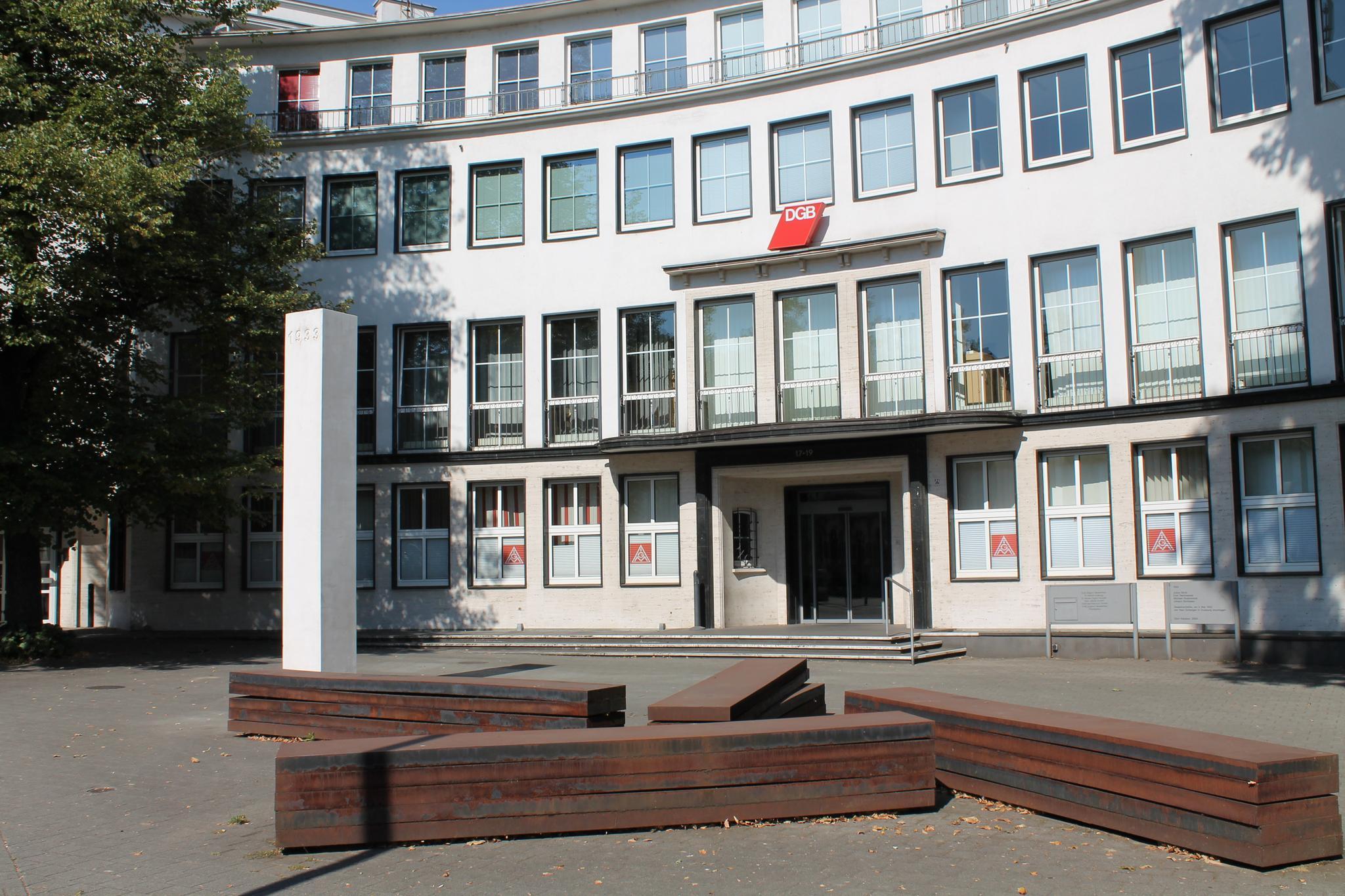 DGB-Haus Duisburg