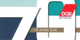 Logo für Veranstaltung 70 Jahre DGB