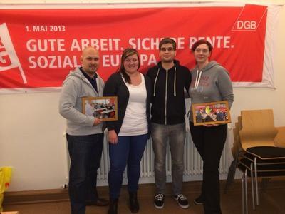 Vorstand DGB Jugend