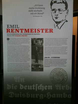 """Unsere Ausstellung """"Emil Rentmeister"""""""