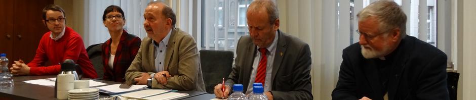 Pressekonferenz Bündnis