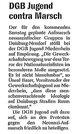DGB Jugend NR 2011 - Naziaufmarsch