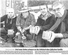 DGB Jugend NR 2011 - Stolperstein JUgendring