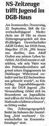 DGB JUgend NR Spätschicht 2011-Zeitzeuge