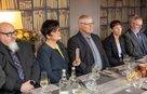Verleihung der Hans-Böckler-Medialle an Rolf Wennekers